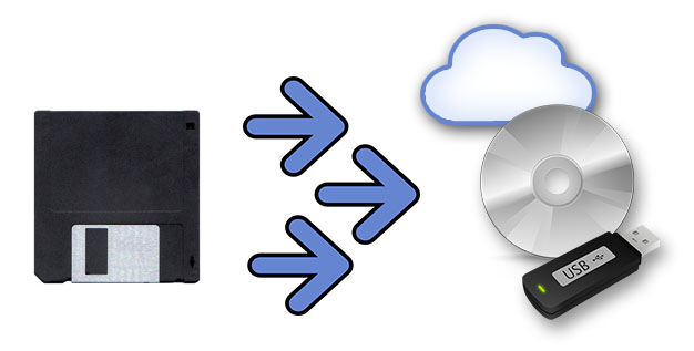 Transfer and copy files from 3.5″ Mac DS/DD Floppy Disks to USB Flash Drive