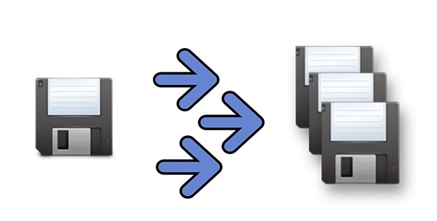 Floppy Disk Duplication and Floppy Disk Copying